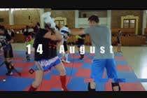 Design me a 1 min promo video for a martial arts summer camp. için Graphic Design17 No.lu Yarışma Girdisi