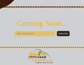 #29 for Landing Page Design ( Coming Soon) af mohcinebellali