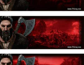 #192 for Viking Banner (Facebook&Website) by sxmbrx