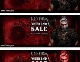 #208 for Viking Banner (Facebook&Website) by sxmbrx
