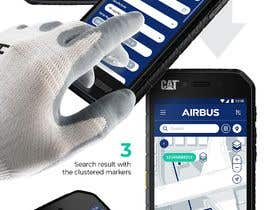 #264 для Mockup an aerospace app for Airbus! от uvarovkv