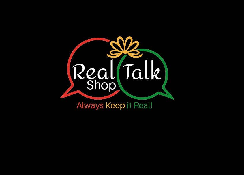 Contest Entry #83 for Logo -  Real Talk Shop