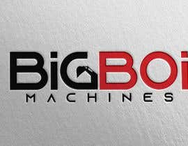 "#79 for I have just started an excavation hire business and I need a logo designed for it. I'm looking for a new creative modern design rather than the standard 'run of the mill' logo.   The business name is ""Big Boi Machines"". af robsonpunk"