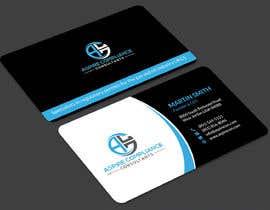 #57 for Design me a business card af alamgirsha3411