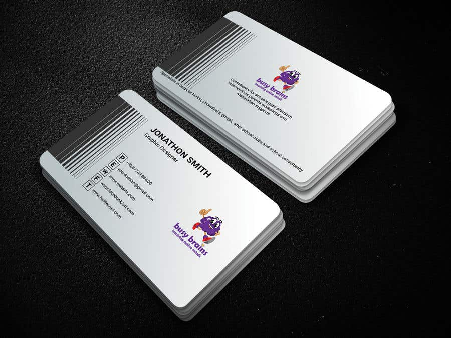 Contest Entry #144 for Create a Business card