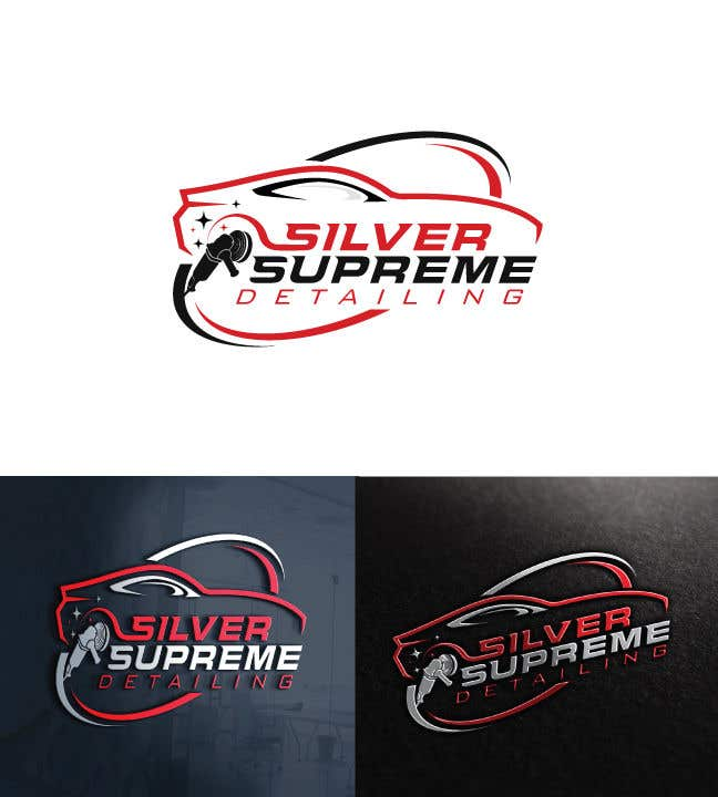 Konkurrenceindlæg #61 for Logo design for auto detailing