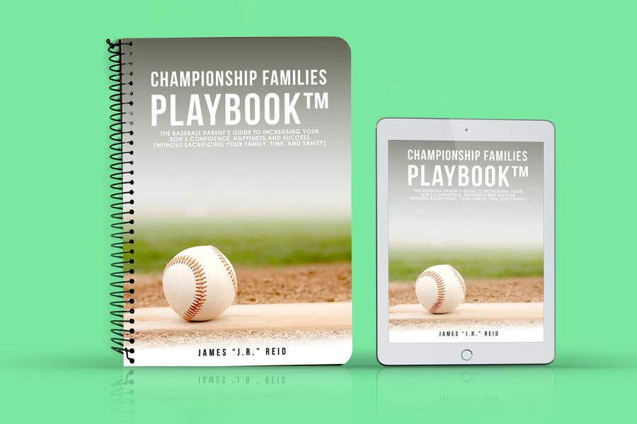 Konkurrenceindlæg #26 for Book mockup for the Championship Families Playbook™