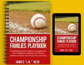 nº 22 pour Book mockup for the Championship Families Playbook™ par warrenjoker