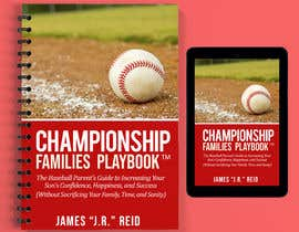 nº 23 pour Book mockup for the Championship Families Playbook™ par warrenjoker