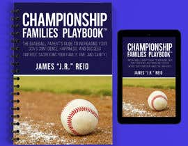 nº 44 pour Book mockup for the Championship Families Playbook™ par warrenjoker