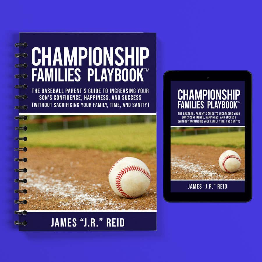 Konkurrenceindlæg #51 for Book mockup for the Championship Families Playbook™