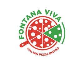 "Nro 22 kilpailuun ""fontana viva italian pizza bistro"" is restutant name, i want to make led gkoe sign board, for that you havr to design some illustration/design (fontana viva is name of my restutant) käyttäjältä zouhairgfx"