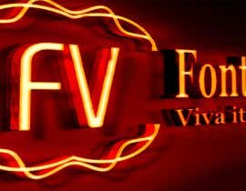 """#15 cho """"fontana viva italian pizza bistro"""" is restutant name, i want to make led gkoe sign board, for that you havr to design some illustration/design (fontana viva is name of my restutant) bởi hichamo0s"""