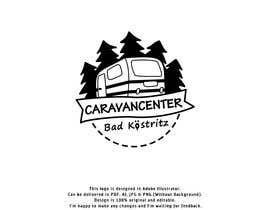 #126 for Design a Logo for a caravan rental agency af Miszczui