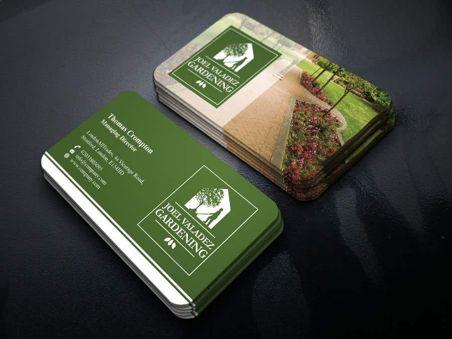 Proposition n°137 du concours Revamp Business Card for Landscaping/Gardening Service Provider