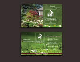 #60 for Revamp Business Card for Landscaping/Gardening Service Provider af mdkowsek019