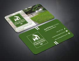 #57 for Revamp Business Card for Landscaping/Gardening Service Provider af MUllah4139
