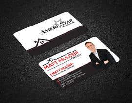 #233 for Build Me a Business Card by Originativesalim