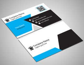 #231 for business card af Mahabubbd09