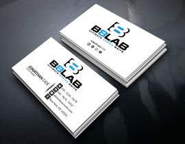 #235 for business card af saikatmian