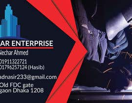 #232 para business card por mosharraf619