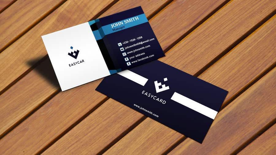 Konkurrenceindlæg #100 for business card