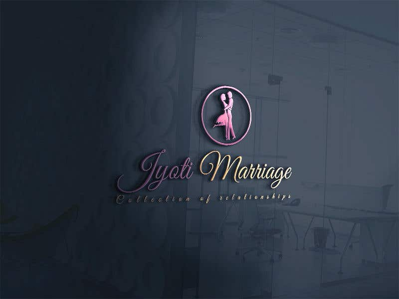 Entry #40 by tanvirahmmed67 for Design a logo For Indian marriage