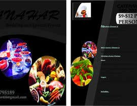 #203 for need a flyer for my restaurant catering by sumaiyaairin81