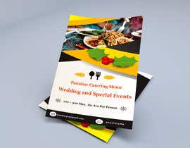 #194 for need a flyer for my restaurant catering by marziashafa
