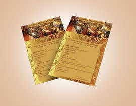#191 for need a flyer for my restaurant catering by DesignerBU