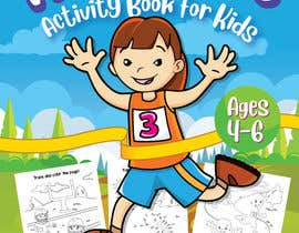 #24 for Sports Activity Book Cover (Ages 4-6) by madartboard