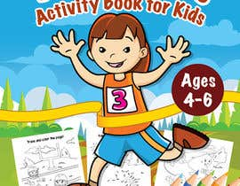 #28 for Sports Activity Book Cover (Ages 4-6) by madartboard