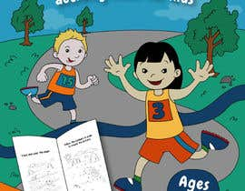 #35 for Sports Activity Book Cover (Ages 4-6) by hivinnadc