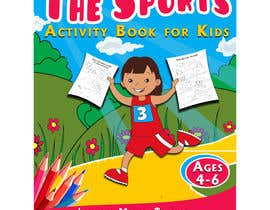 #20 for Sports Activity Book Cover (Ages 4-6) by svetkuzmina2011