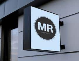 """#4 pentru I need a unique style for my logo """"MR"""" ( money route) de către akshatjain247"""