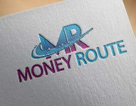 "#16 untuk I need a unique style for my logo ""MR"" ( money route) oleh mdabdur256"