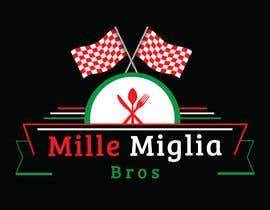 #113 untuk Logo Design for Italian Food Spot oleh shakilarafath20