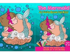 #13 for Mermaid Activity Book Cover (Ages 4-6) by pgaak2