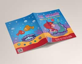 #28 for Mermaid Activity Book Cover (Ages 4-6) by piqria