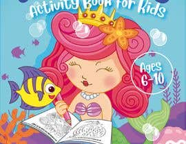 SkylewolfCindy10 tarafından Mermaid Activity Book Cover (Ages 4-6) için no 32