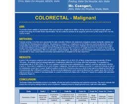 ziauddin1973 tarafından Electronic Poster - Surgical Conference için no 4