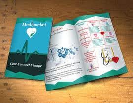 #6 cho Brochure design: unique, half fold for digital healthcare company bởi marziashafa