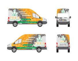 #3 for Vehicle wrap design by mikejader