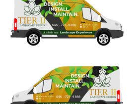 #27 for Vehicle wrap design by TheFaisal