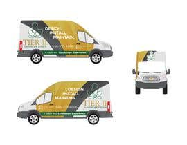 #4 for Vehicle wrap design by Mhuryra