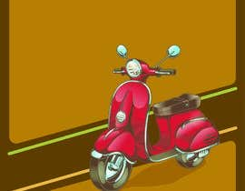 #4 cho Design (draw, model or computer genterate) a motor scooter for me. bởi niloynill512