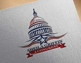 Nro 57 kilpailuun Congress Campaign Logo käyttäjältä nasrawi