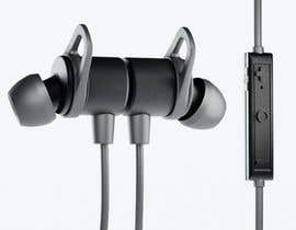 nº 14 pour 3d Model for earphone par aryakchatterjee
