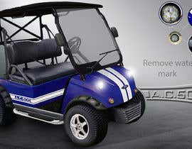 #14 untuk Photoshop headlights into golf cart oleh sabbir47