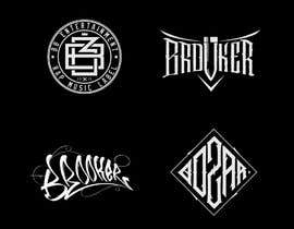 #322 untuk Design 3 special Logos for a Rapper Duo and their Music Brand - first step of big project (many graphics needed) oleh Alinawannawork